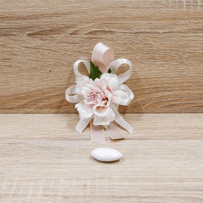 Segnaposto con Fiore Rosa Orchidea