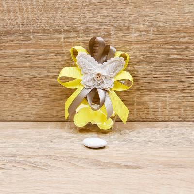 Sapone Farfalla Gialla Orchidea