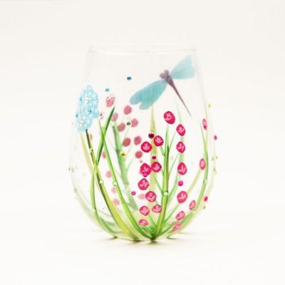 Bicchiere Libellula Lolita