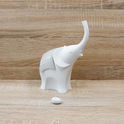Elefante Corazza Tortora Grande Lully Argenti