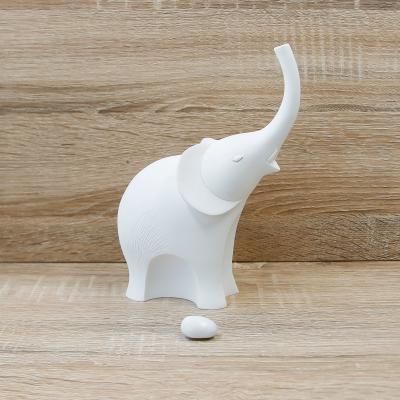 Elefante Bianco Lully Argenti
