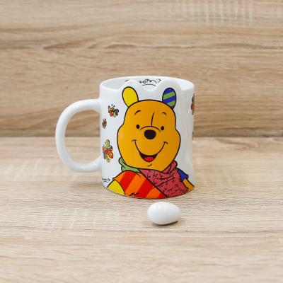 Tazza Winnie the Pooh Disney Britto