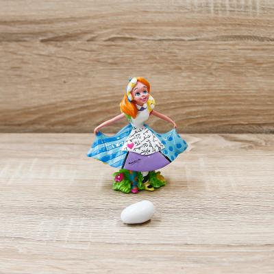 Alice nel Paese delle Meraviglie Disney Britto