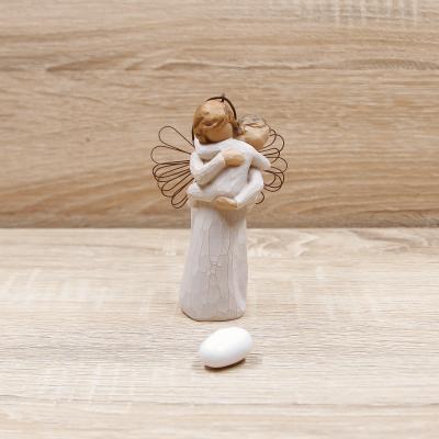 Angelo dell'Abbraccio Stauina da Appendere Willow Tree
