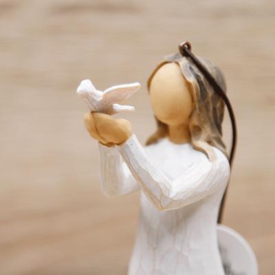 Volare Statuetta da Appendere Willow Tree