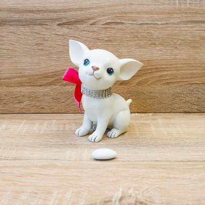 Scrivania con Specchio e Chihuahua AD Emozioni