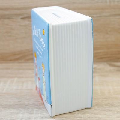 """Salvadanaio Libro """"Il Piccolo Principe"""""""