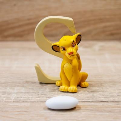 """""""S"""" Simba Disney"""