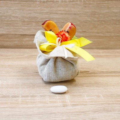 Sacchetto con Frutta Orchidea