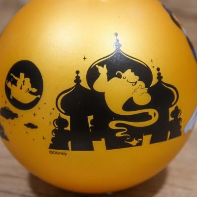 Palla di Natale di Aladino Disney
