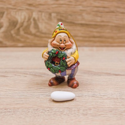 Nano Gongolo di Biancaneve da Appendere Disney Traditions