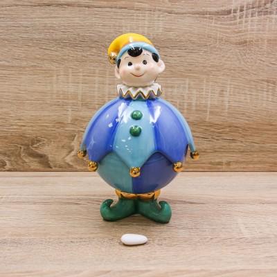 Porta Biscotti Jolly Blu Mandorle by Paben