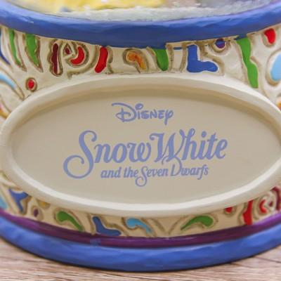 Palla di Neve con Biancaneve e Cucciolo Disney Traditions