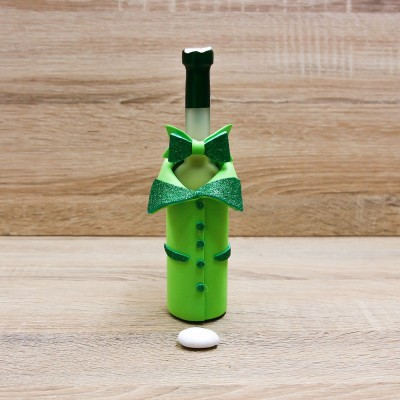 Liquore Crema di Pistacchio con Giacca Orchidea