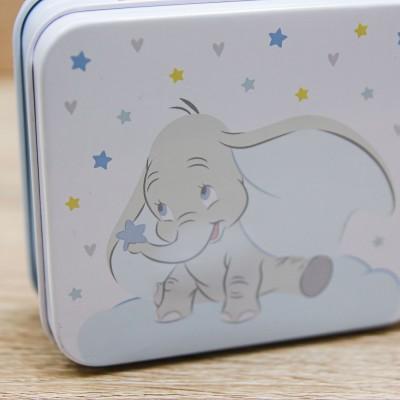 Valigetta Portaconfetti Dumbo Celeste Disney