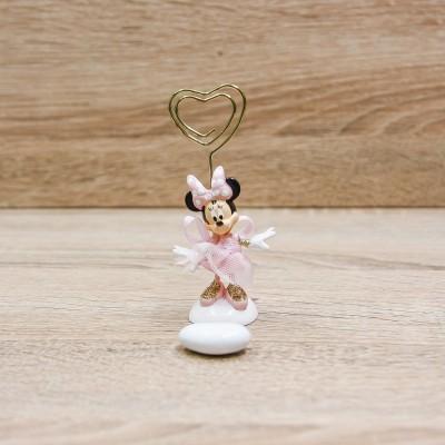 Clip Portafoto Minnie Ballerina Disney