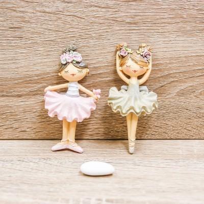 Magnete Ballerina Mandorle by Paben