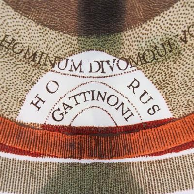 Svuotatasche Ovale Classic Gattinoni