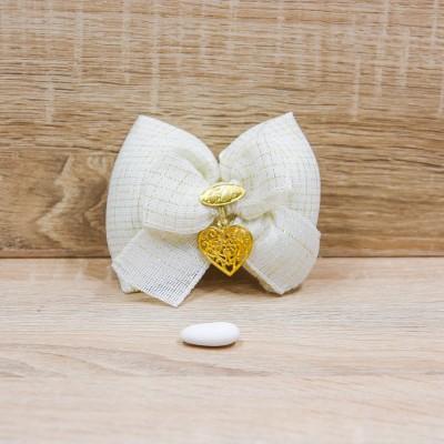 Sacchetto Fiocco 50 Anni Orchidea