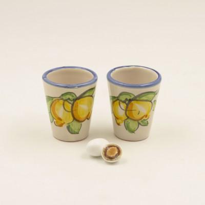 Bicchierini Limoni Il Borgo di Vietri