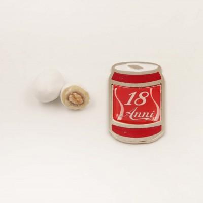 Magnete Lattina Cola 18 Anni