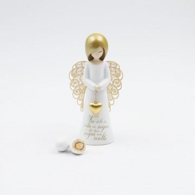 Fai della tua vita un sogno e dei tuoi sogni una realtà You are an Angel