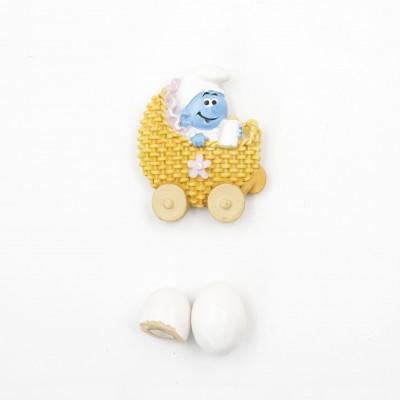 Magnete Bebè I Puffi