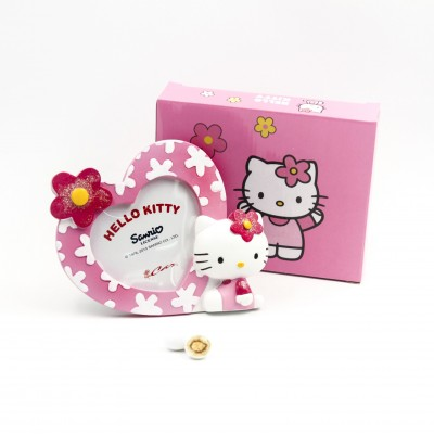 Portafoto Cuore Hello Kitty