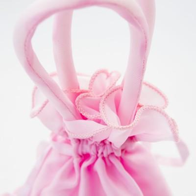 Sacchetto Rosa Orchidea