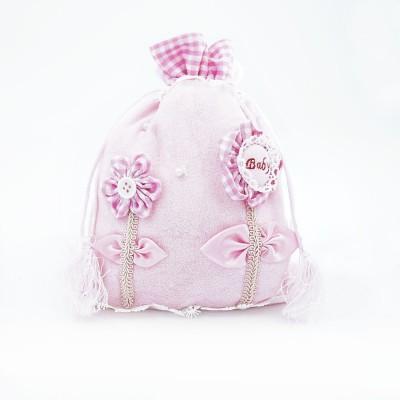 Sacchettone Baby Girl Orchidea