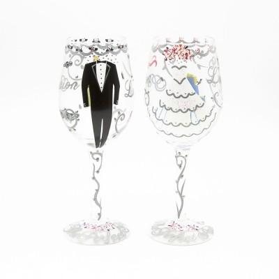 Bicchiere Matrimonio Lolita