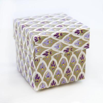 Portaconfetti Violette Orchidea