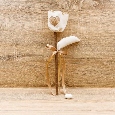 Portaconfetti Tulipano Orchidea