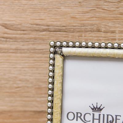 Portafoto Quadrato Orchidea Luxury