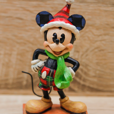 Topolino Natale Disney Traditions