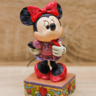 Minnie con Rossetto Disney Traditions