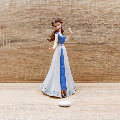 Belle con Abito Blu Disney Traditions