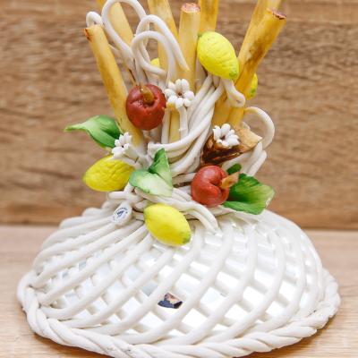 Tralcio Led Linea Frutta Porcellane di Capodimonte