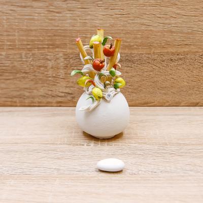 Profumatore Piccolo Linea Frutta Porcellane di Capodimonte