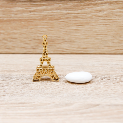 Ciondolo Tour Eiffel Linea Parigi Orchidea