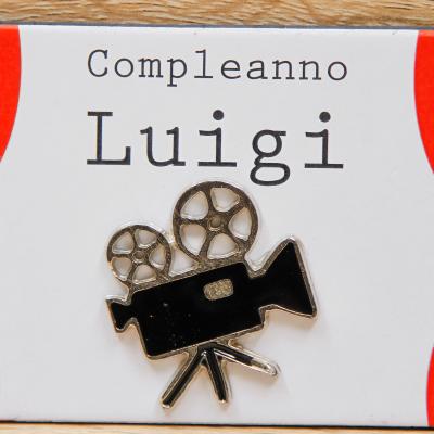 Magnete Cinepresa Linea Cinema Orchidea