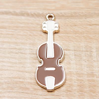 Ciondolo Violino Linea Musica Orchidea